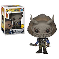 Pop! Marvel: Black Panther - Erik Killmonger CHASE