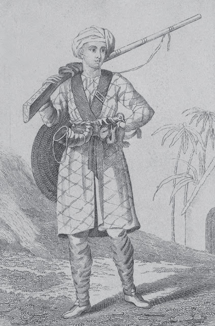 Hyder Ali, in his younger years