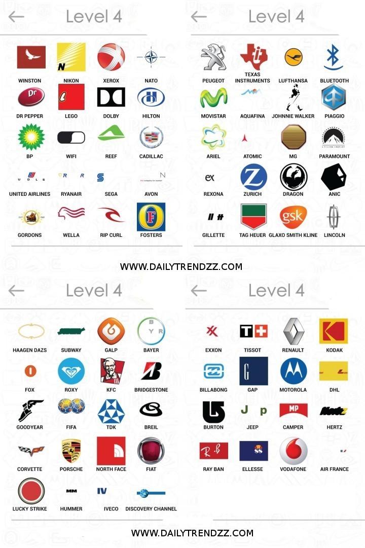 Logo Quiz - Logos Pictures