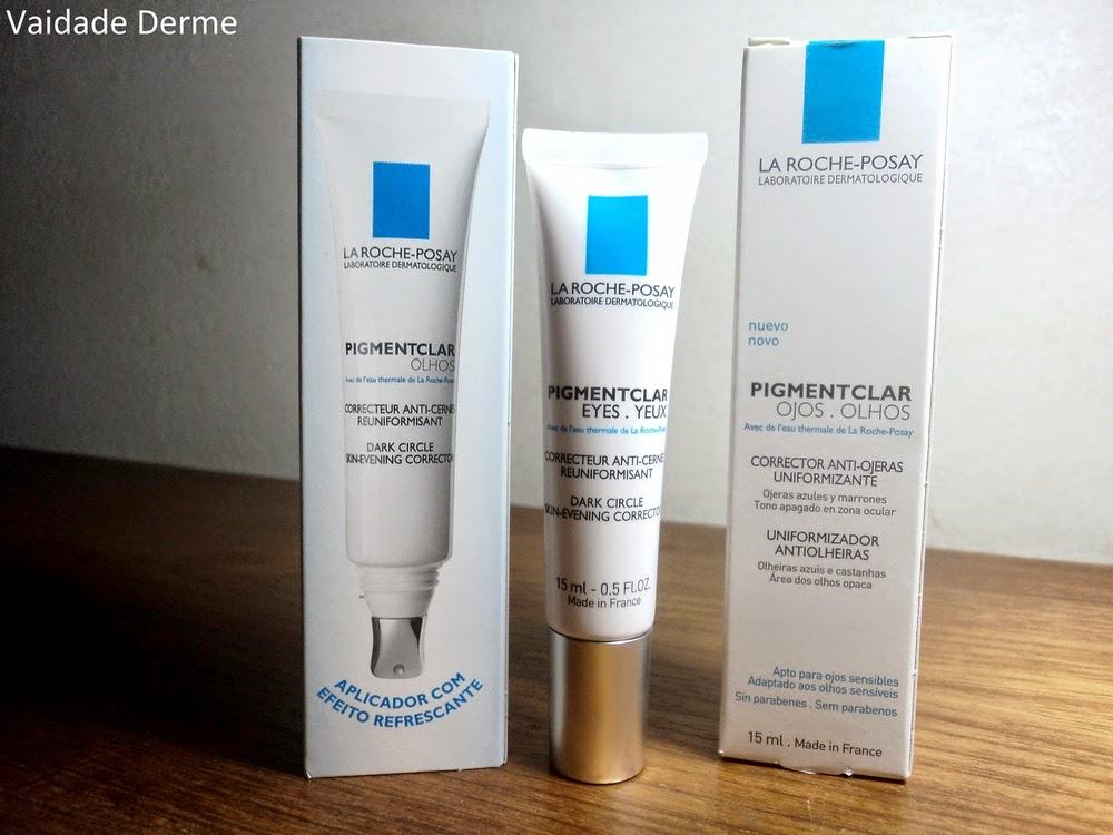 La Roche-Posay Pigmentclar Olhos Creme Antiolheiras