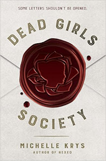 cover of DEAD GIRLS SOCIETY by Michelle Krys