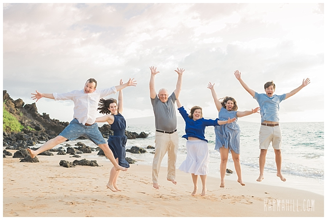 Maui Family and Senior Portraits