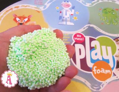 Количество пластилина в отдельном шарике Плей Фом