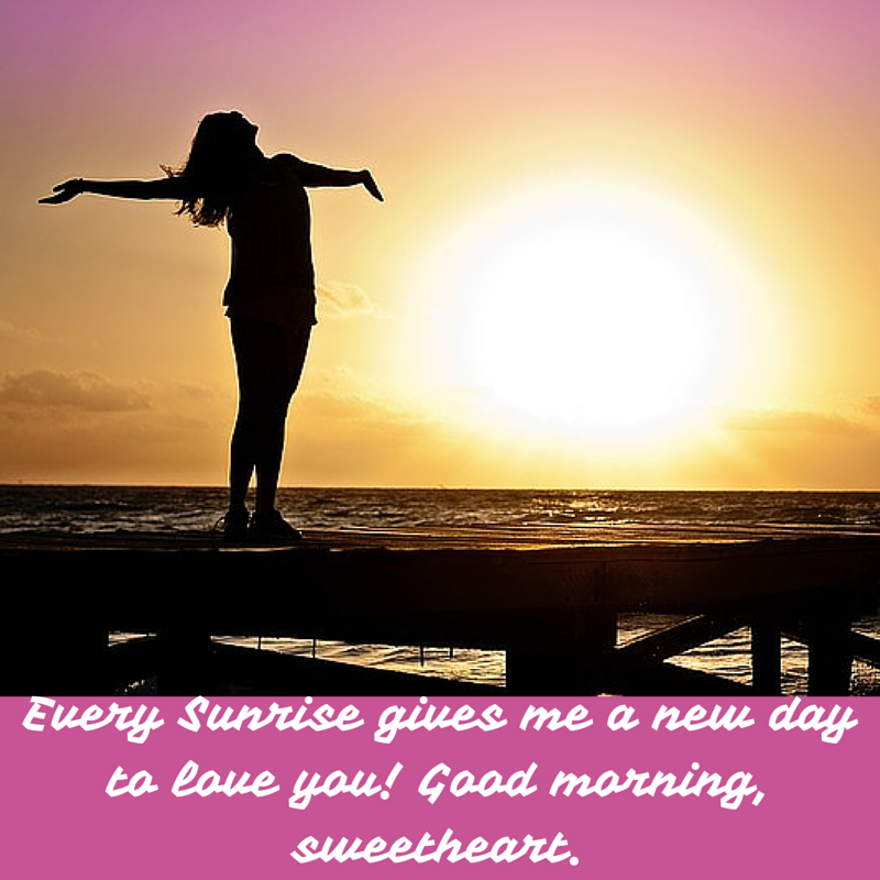 Good Morning Love: Romantic Messages + Flirty Text Messages = Everlasting