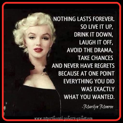 The Best Wedding Blog Ever By Marilyn S: Best Marilyn Monroe Quotes. QuotesGram