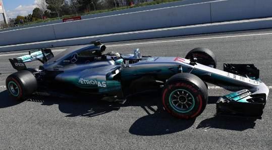 Mercedes-team