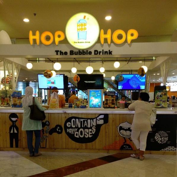 cara melamar kerja di hop hop bubble drink