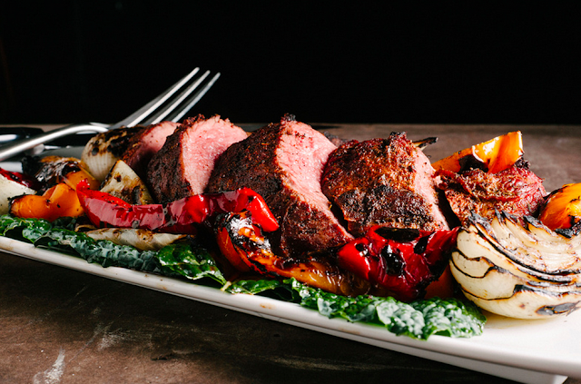 Labor Day Grilling Recipe: GRILLED BISON TRI-TIP, SANTA MARIA STYLE  via  www.productreviewmom.com