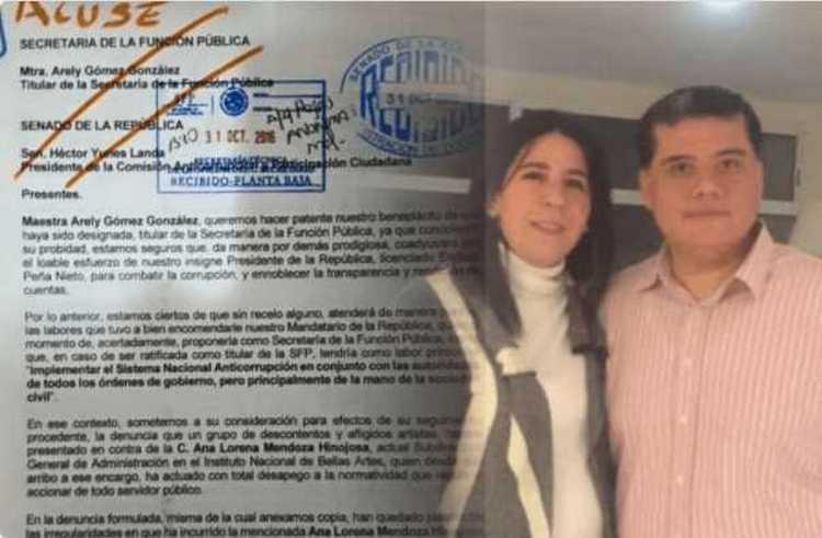 Sobrina de Calderón recibió pago por 290 mdp por impartir asesoría de 3 días