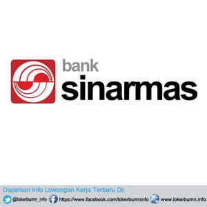 Lowongan Kerja Bank Sinarmas Surabaya 2018