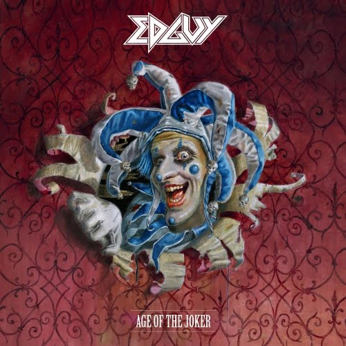 Free Download Edguy - Age Of The Joker (2011) | Images Edguy - Age Of The Joker (2011)