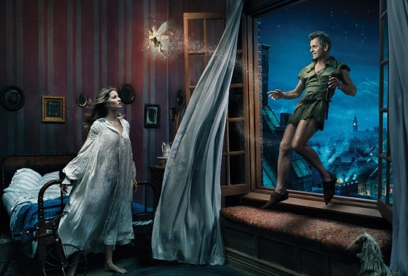 Disney Dream Celebrity Portraits by Annie Leibovitz-6