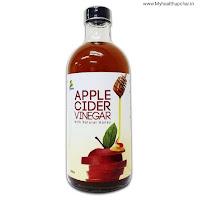 Apachan Se Chutkara Pane k liye Apple cyder Vinegar k karey upyog