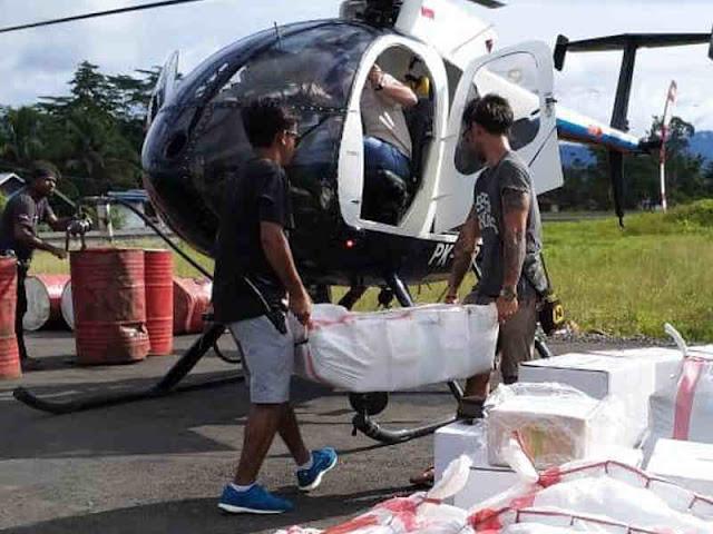 Pasukan TNI di Nduga Diserang Kelompok Bersenjata Saat Antar Bahan Makanan di Nirkuri