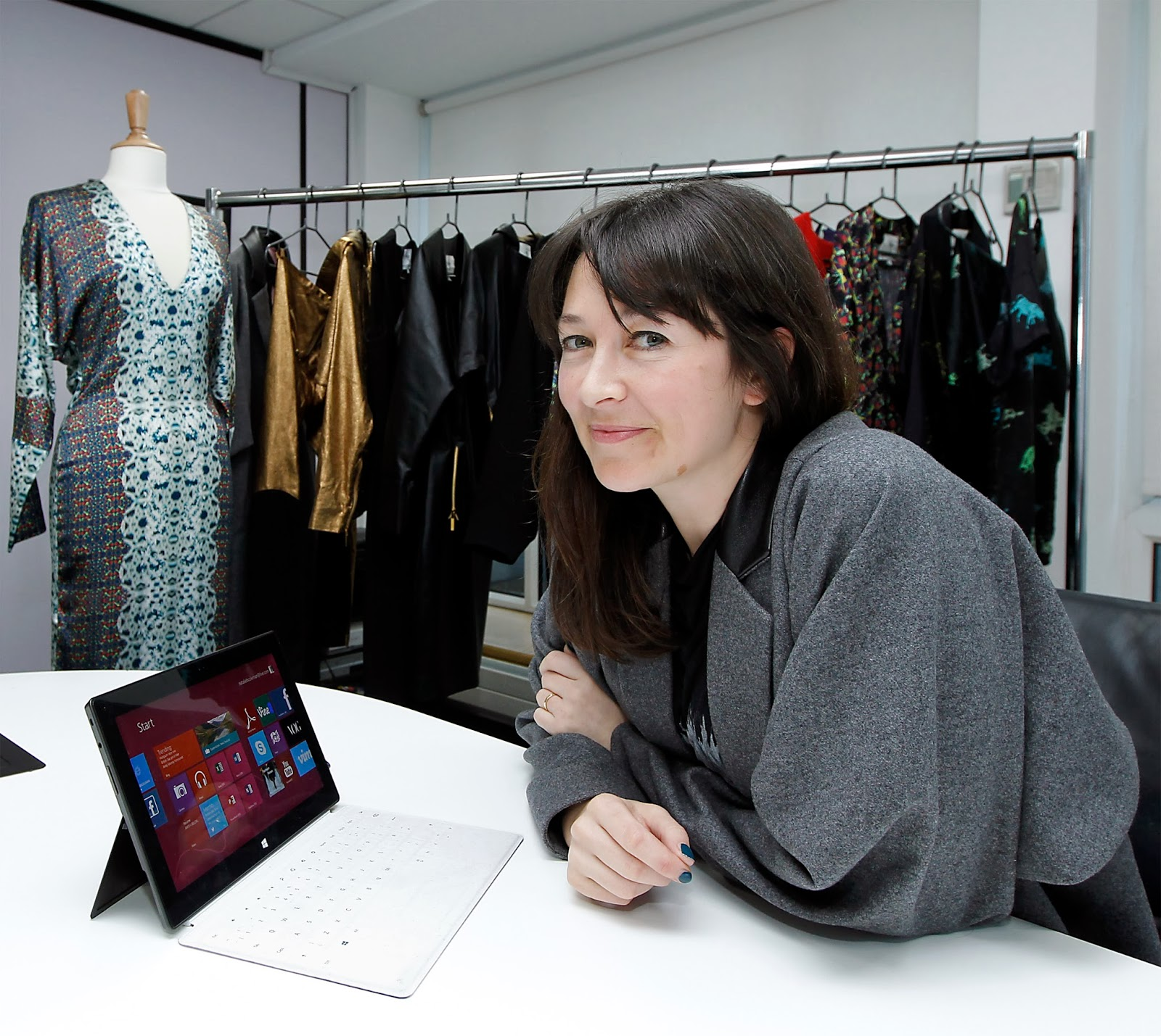 Anna K S Blog On Fashion In Dublin Interview With One Of Ireland S Top Fashion Designers Natalie B Coleman