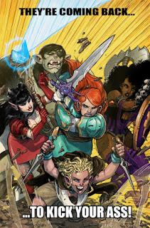 Rat Queens, Vol. 2 #1