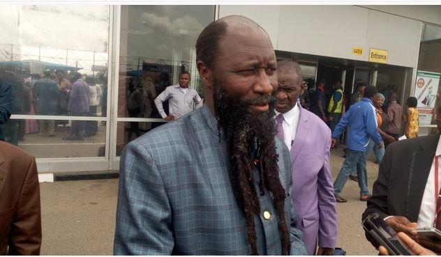 Meet the Kenyan Prophet Whose Beards Got People Talking in Nigeria (Photo)