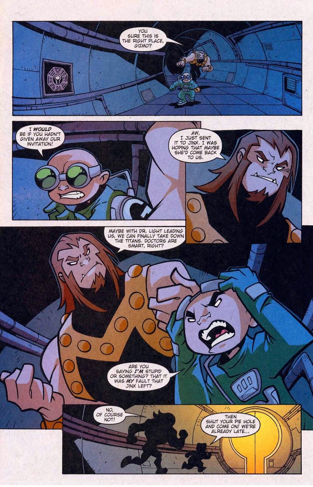 Teen Titans Go Comic Book Series Teen Titans Go Issue -6925