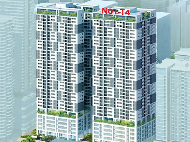 Chung cư  Ngoại Giao Đoàn- Điểm nhấn nổi bật của thị trường Bất động sản Hà Nội