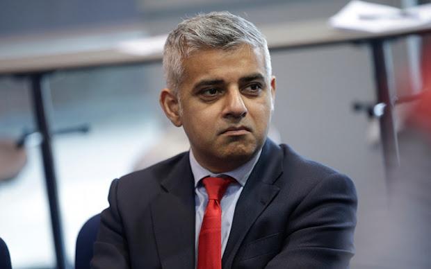 Sadiq Khan favori à la mairie de Londres