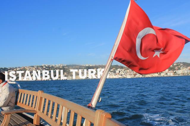 Ziarah Istanbul Turki