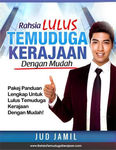 Ebook Malaysia - Rahsia Lulus Temuduga Kerajaan