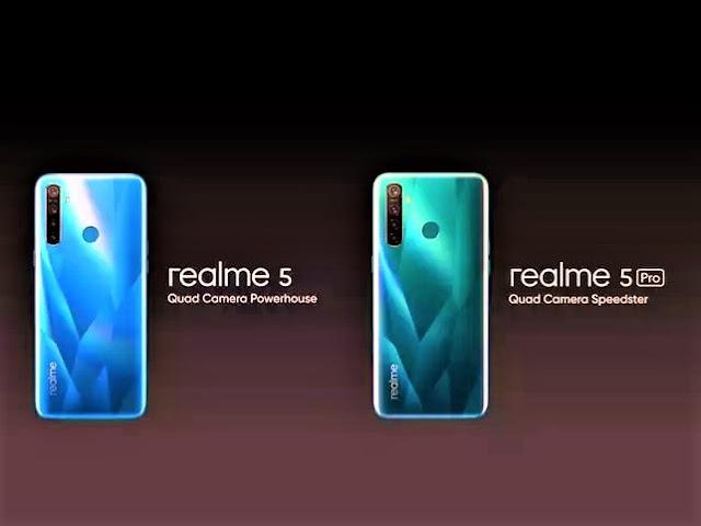 Realme 5 Pro vs Realme 5 full comparison