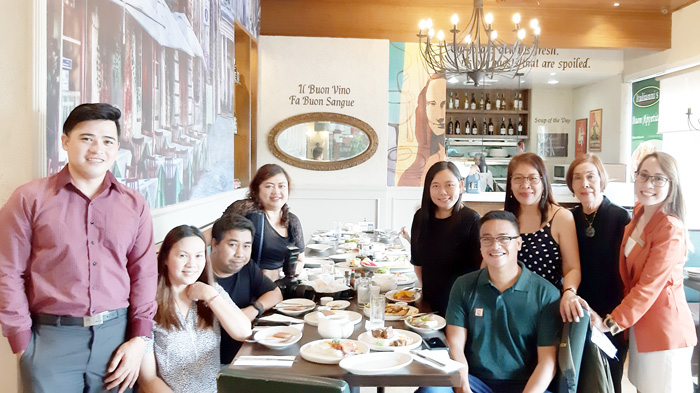 Italiannis Davao Now Serves Brunch