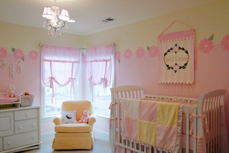 Dormitorios para beb en colores pastel colores en casa - Colores habitacion bebe ...