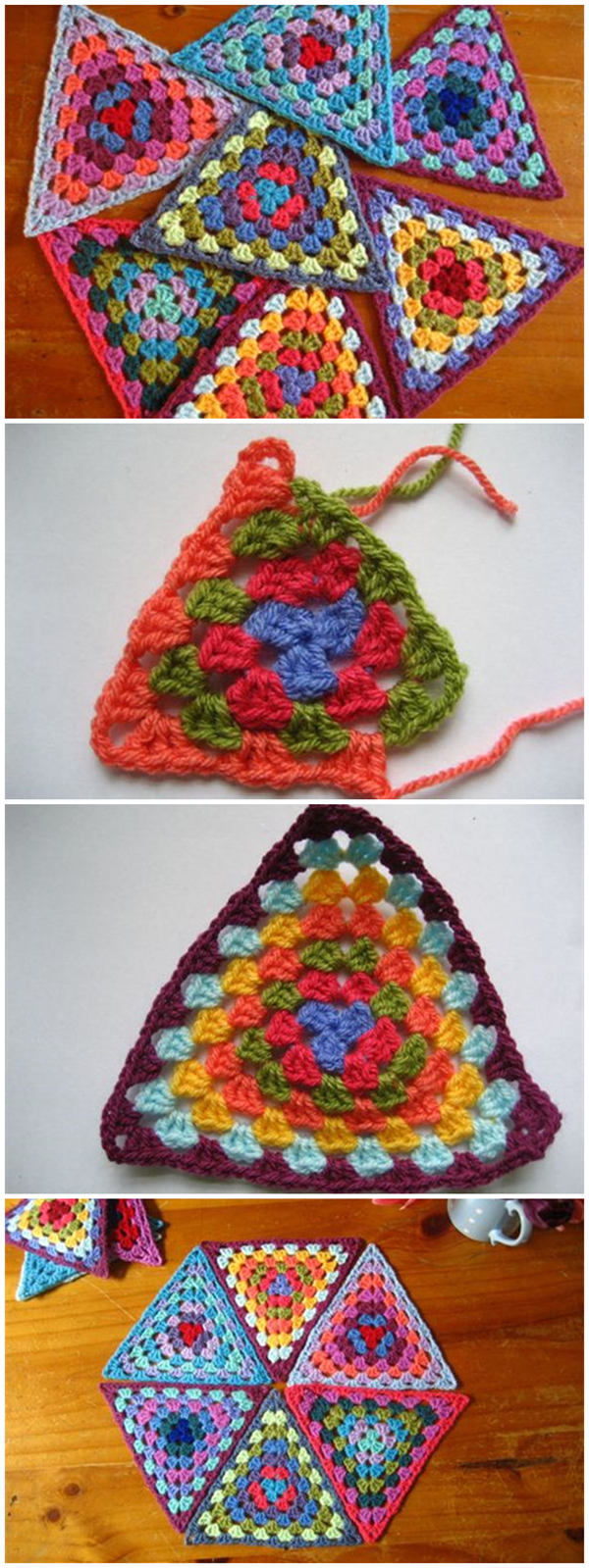 Granny Bunting Triangles