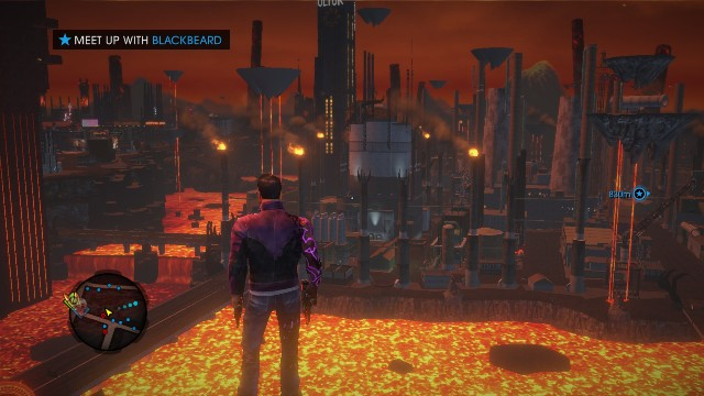 Download Saints Row Gat out of Hell PC Games Gameplay