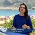 Neyara Pinheiro está no RJ cobrindo férias de repórter do Fantástico