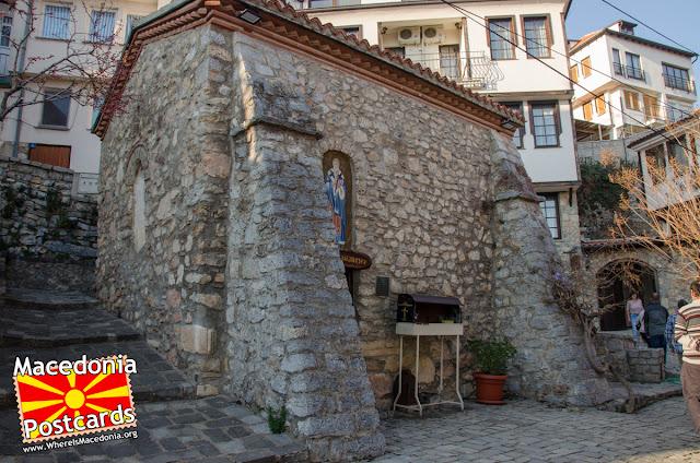 St. Kliment - (small) church, Ohrid, Macedonia