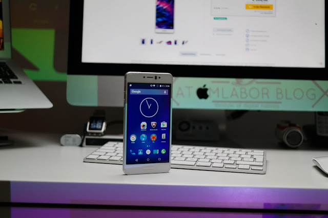 DAS MEDION® LIFE® X5020 SMARTPHONE IM ATOMLABOR | KAMPF IN DER MITTELKLASSE _ ATOMLABOR BLOH SMARTPHONE TEST