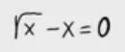 39. Ecuación irracional 11