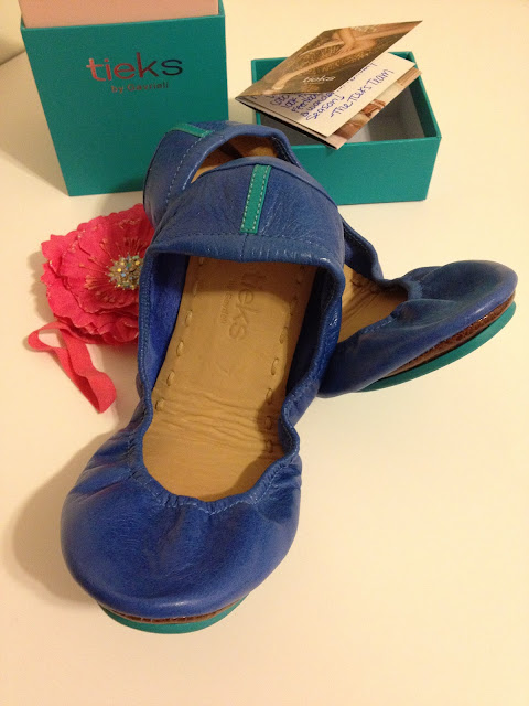 Tieks Italian Leather Flats