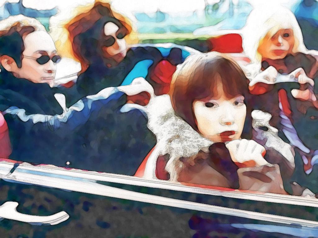 水彩画のJUDY AND MARY(アーティスト)