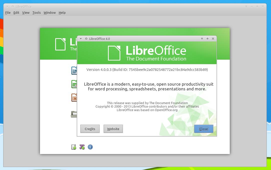 Ubuntu Buzz !: How To Install LibreOffice 4 0 on Ubuntu, via
