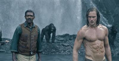 Sinopsis dan Review Film The Legend of Tarzan