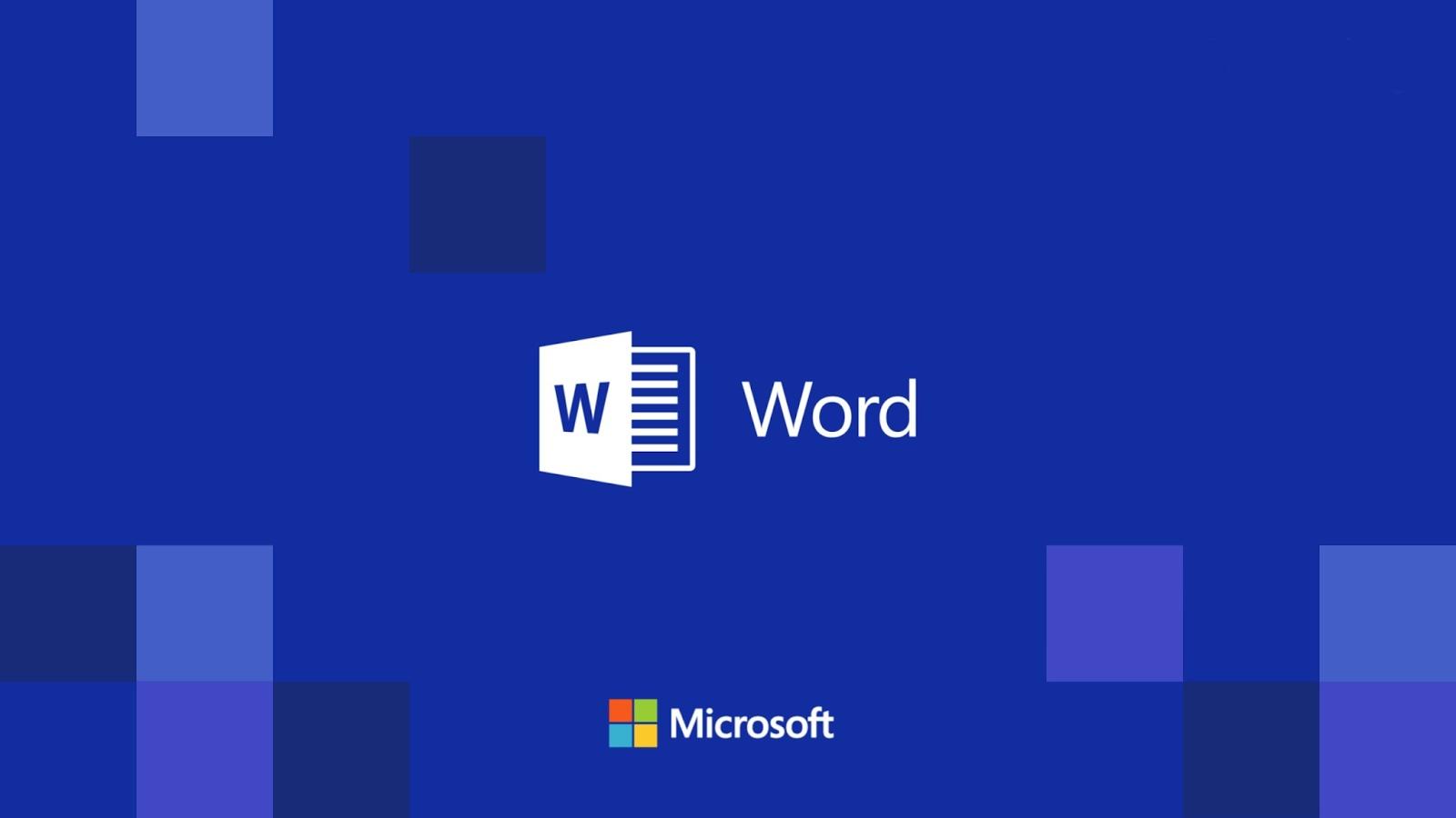 Pengertian Microsoft Word Beserta Manfaatnya