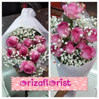jual hand bouquet surabaya, toko hand bouquet di surabaya