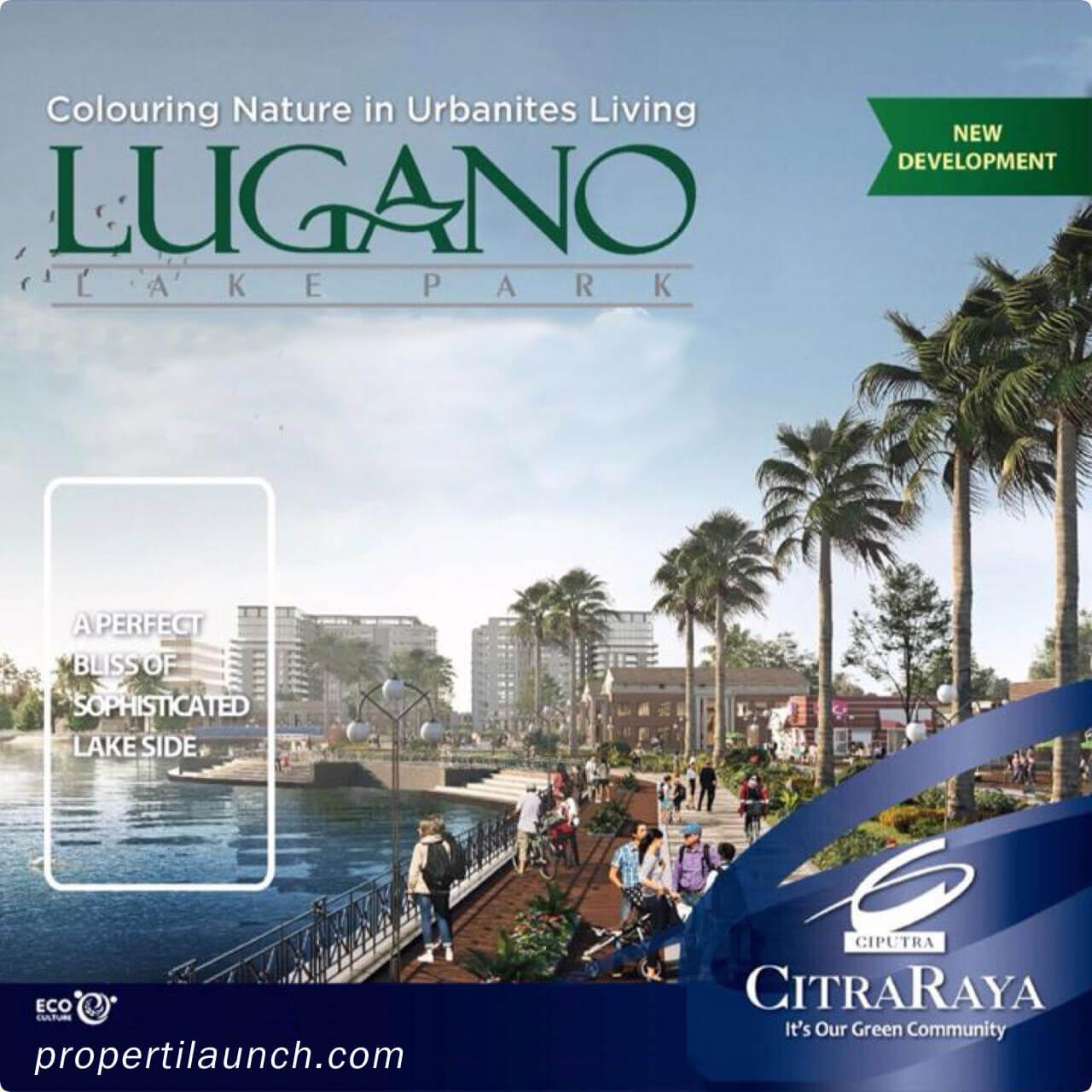 Lugano Lake Park Citra Raya