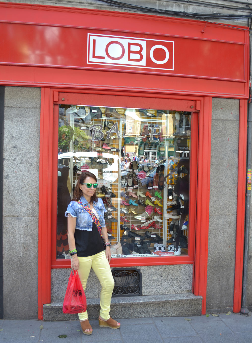 #67 Mais Total Look