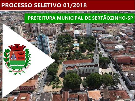 Apostila Prefeitura de Sertãozinho SP 2018
