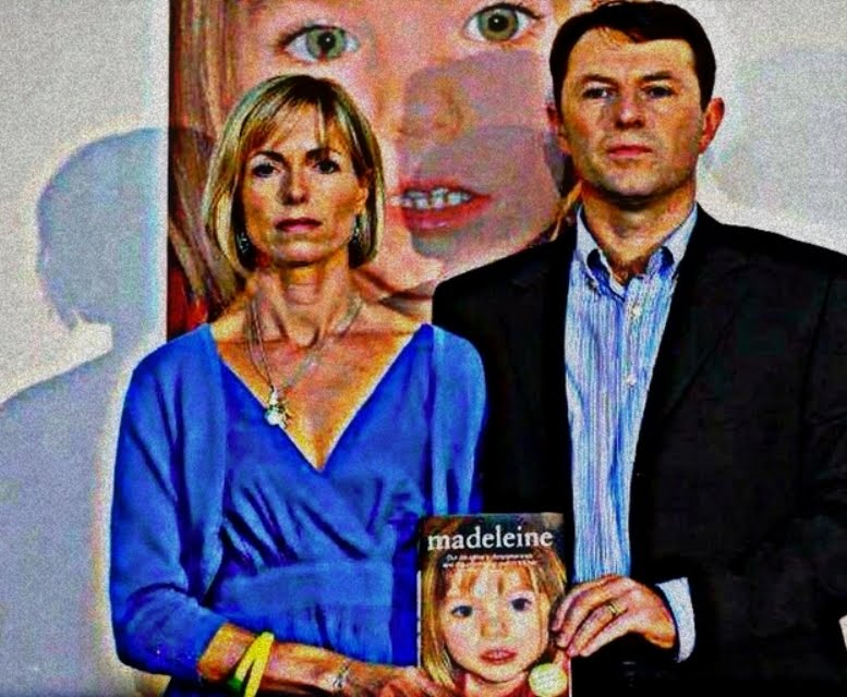 My open letter to Kate and Gerry McCann