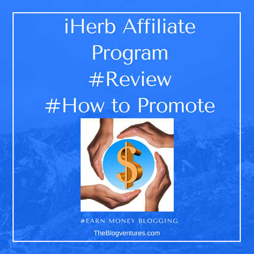 iHerb Affiliate Program review