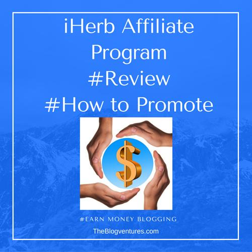 iHerb Affiliate Program review