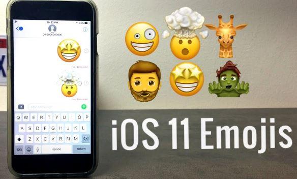 Download iOS 11 Emojis.ttf