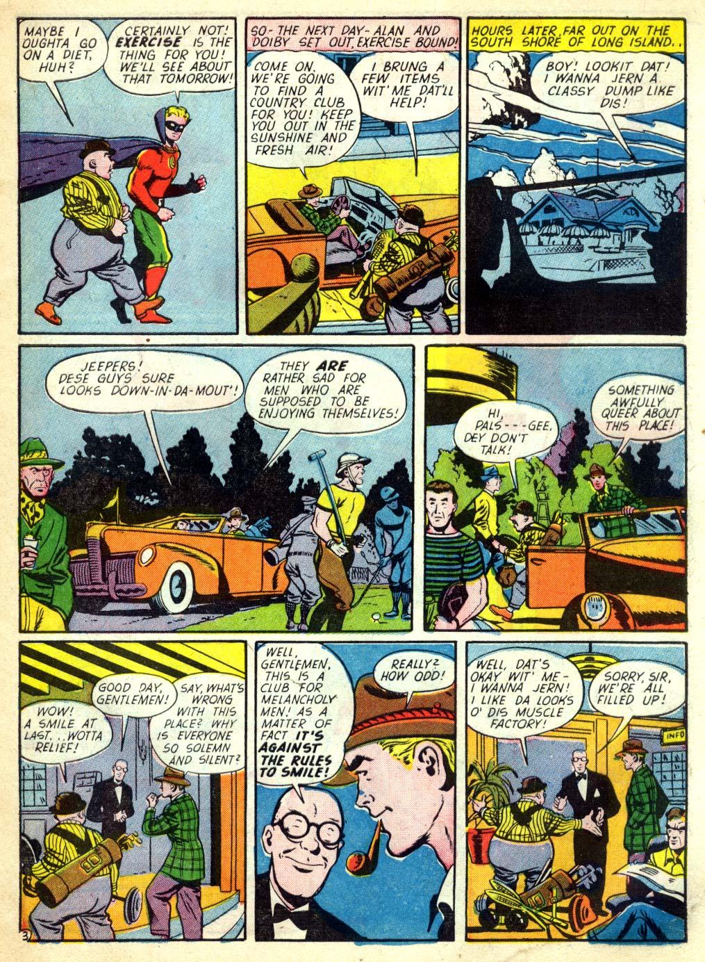 Read online All-American Comics (1939) comic -  Issue #57 - 5
