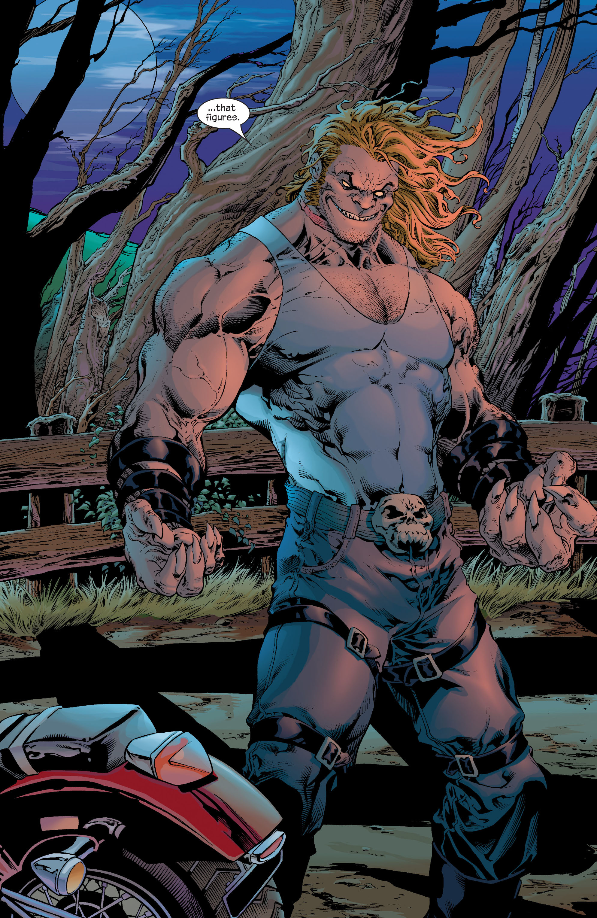 Read online Ultimate X-Men comic -  Issue #66 - 19